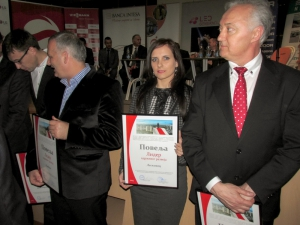 LESKOVAC HAS BEEN DECLARED A LEADER OF SUSTAINABLE DEVELOPMENT